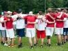 Spiritkreis nach dem Finale Frühsport 0,2 Köln gegen Frizzly Bears Aachen