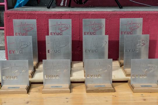 EYUC2013-Pokale