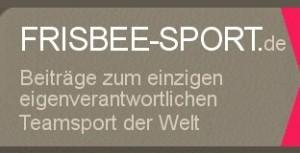 Frisbee-sport.de-Logo
