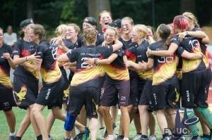 Deutsche U20-Juniorinnen_EM2013