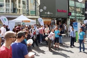 Wurfwand-Sport-Shopping-Sonntag2014