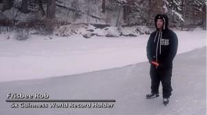 Frisbee-Rob_auf-Eis
