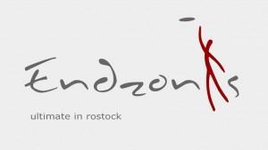 Endzonis-Wortbild-Marke